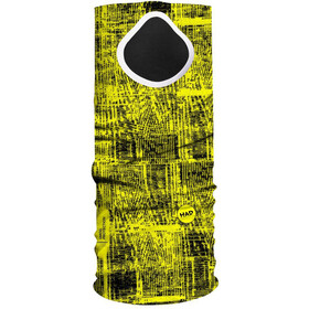 HAD Smog Protection - Foulard - jaune/noir